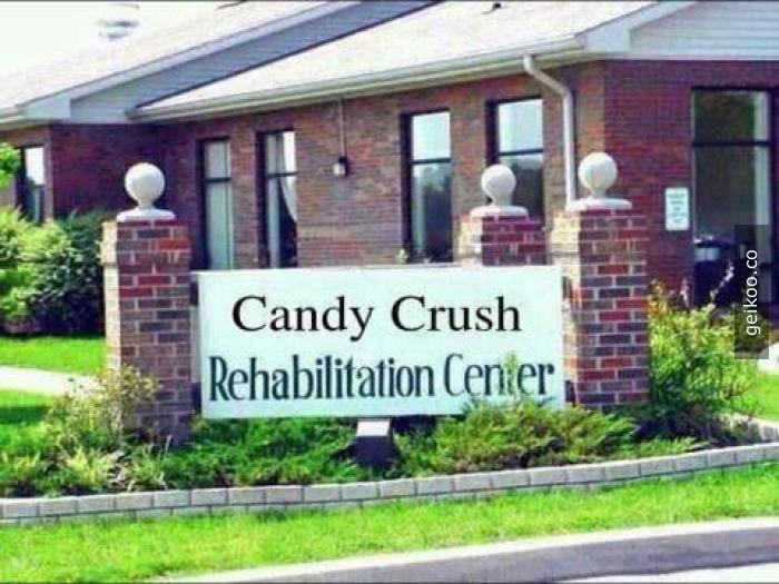 Candy Crush Rehabilitasyon Merkezi