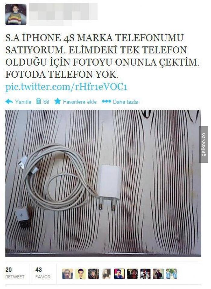 Telefon Nerede?