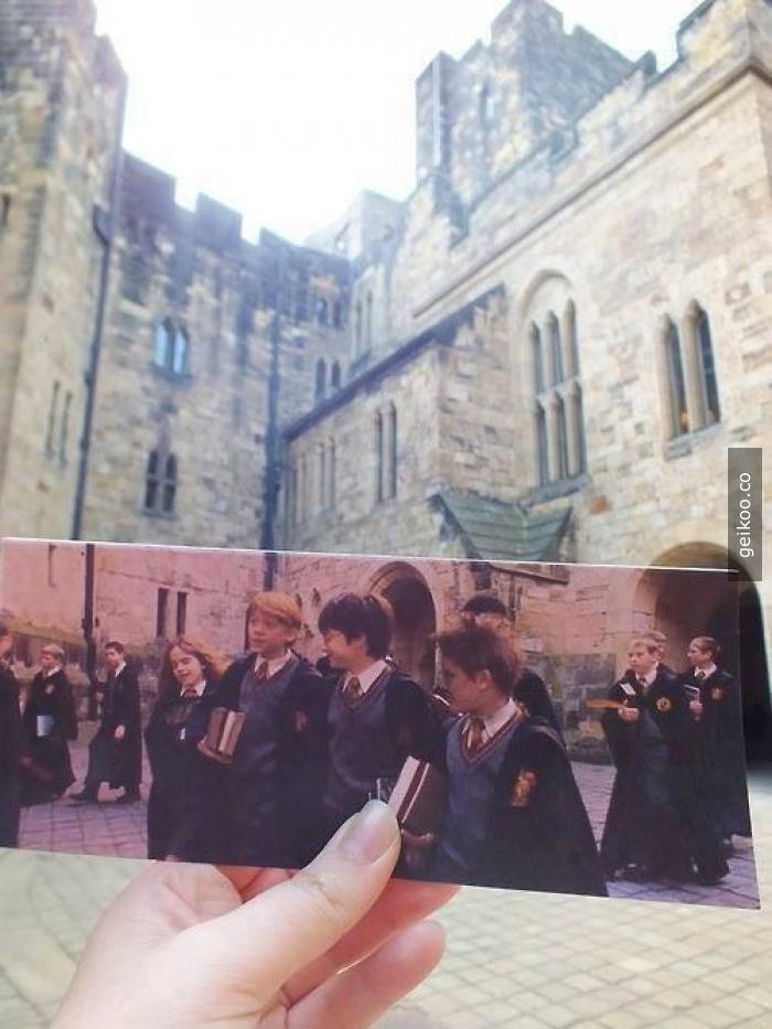 Eskiden Hogwarts