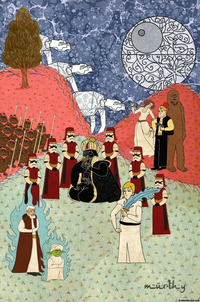 Osmanlı'da Yıldız Savaşları
