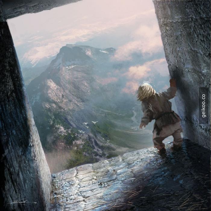 Gökyüzü hücrelerindeki Tyrion Lannister
