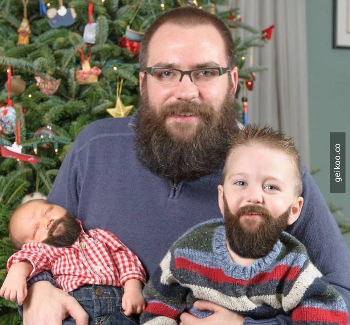 gördüğüm en iyi aile fotoğrafı