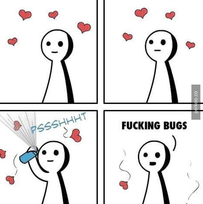 ... böcekleri