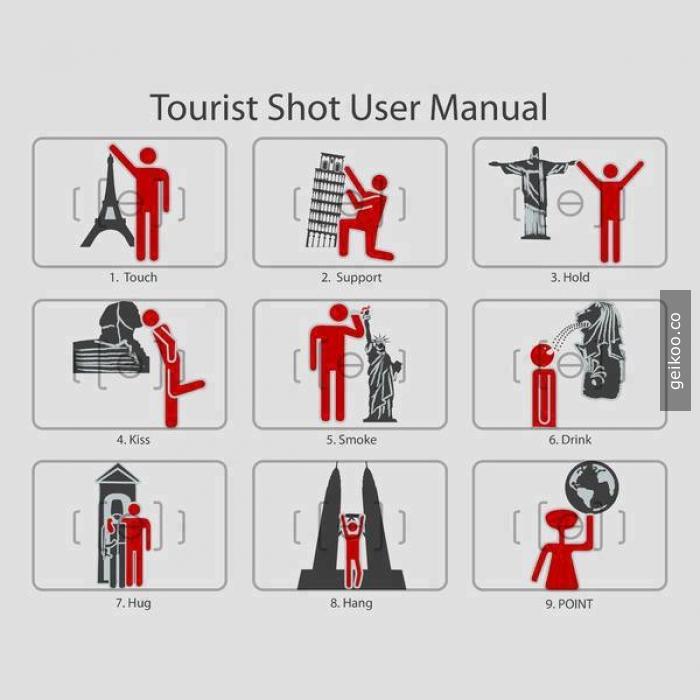 turistler için fotoğraf çektirme rehberi