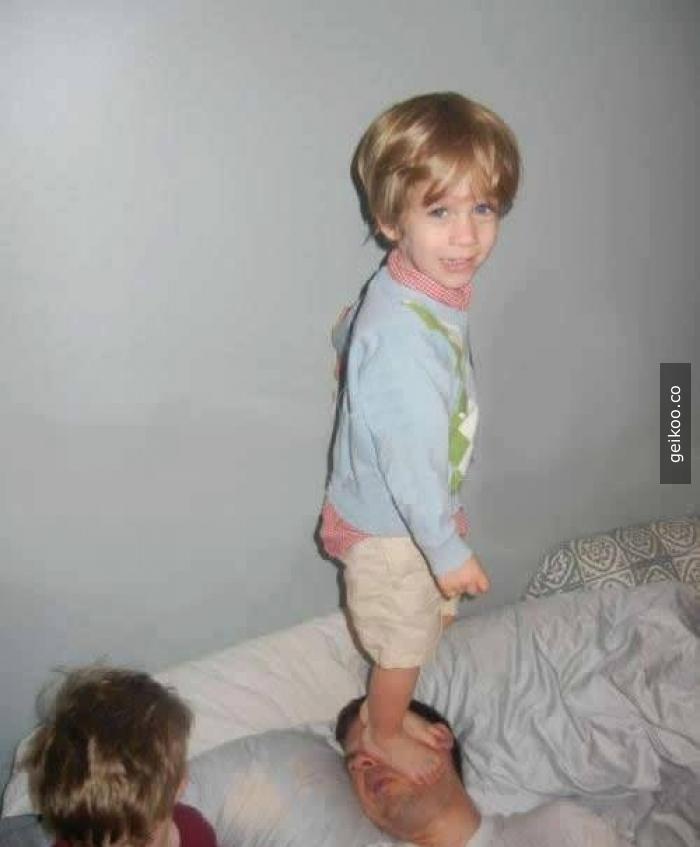 Baba olmak zor