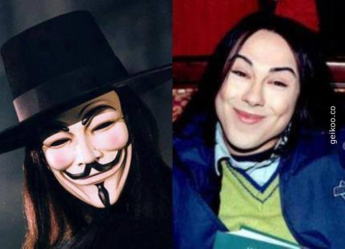 Sen devrimin yüzüsün