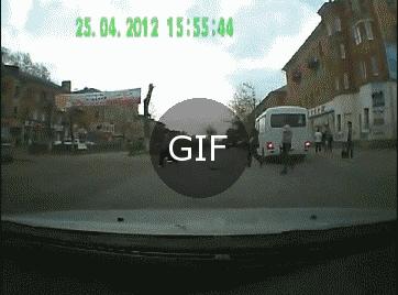 Rusya'da normal bir gün