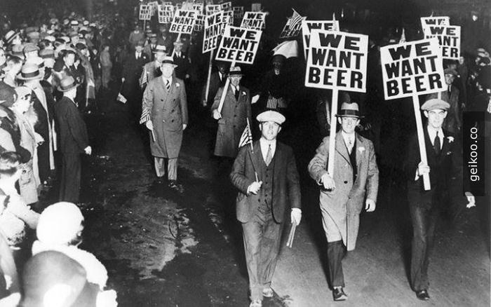 Tarihin en yerinde protestosu