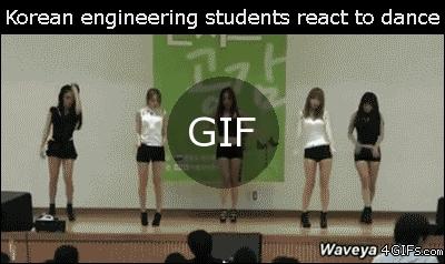 Koreli mühendislik öğrencileri