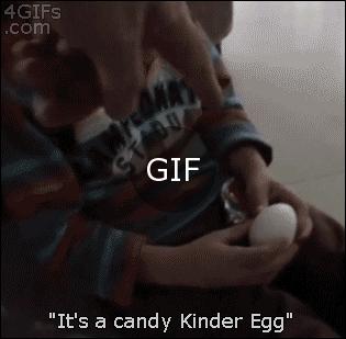 Kinder sürpriz yumurta