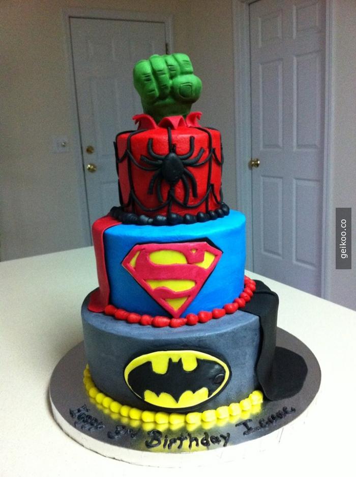 böyle olur doğumgünü pastası