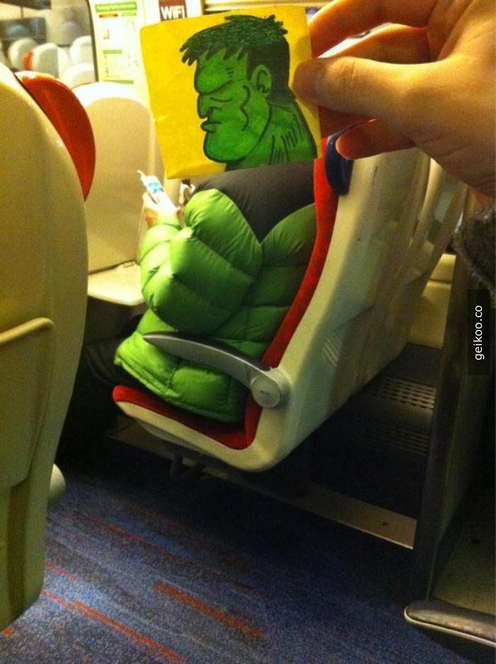 Hulk çok kızdı