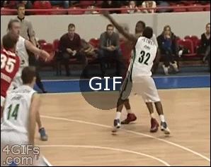 Basketbol koçundan muhteşem asist