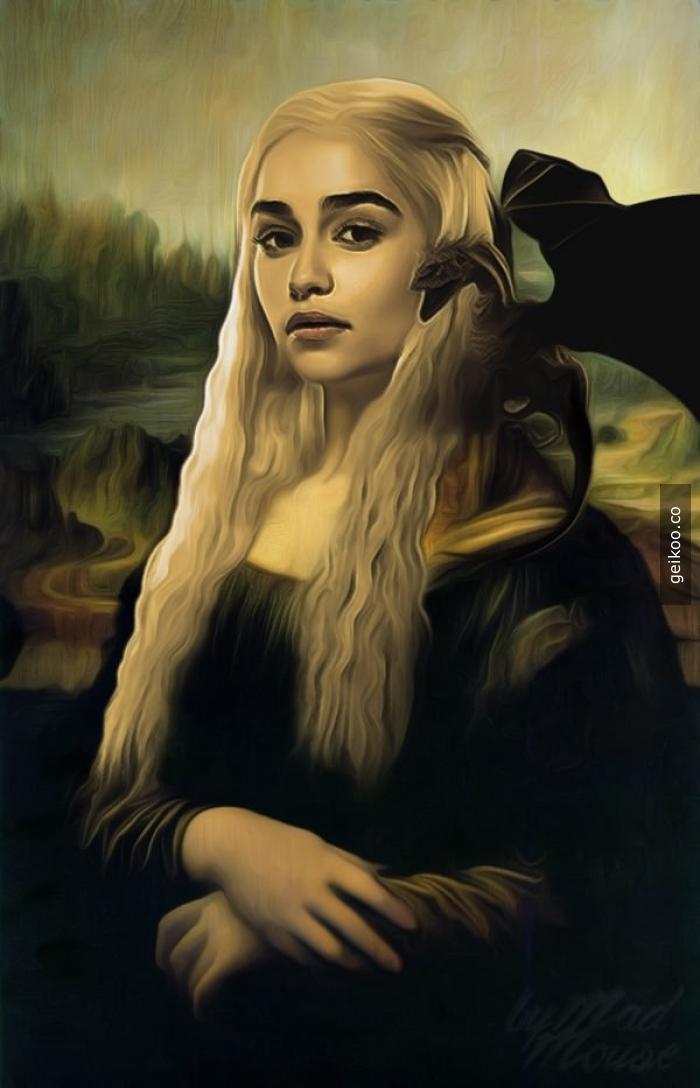 Not a Khaleesi, a Khalisa.