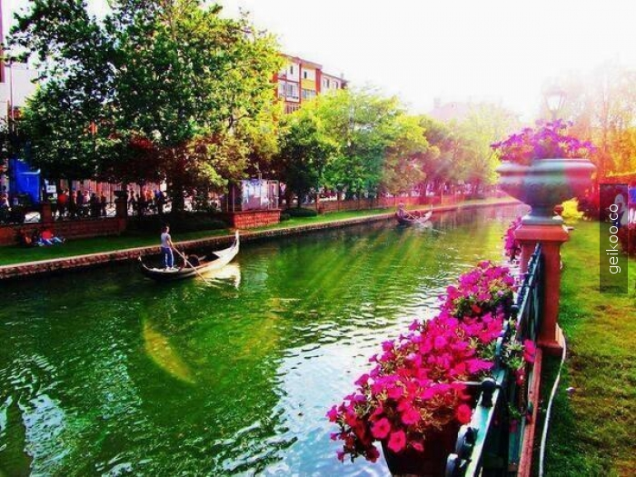 Eskişehir'den muhteşem