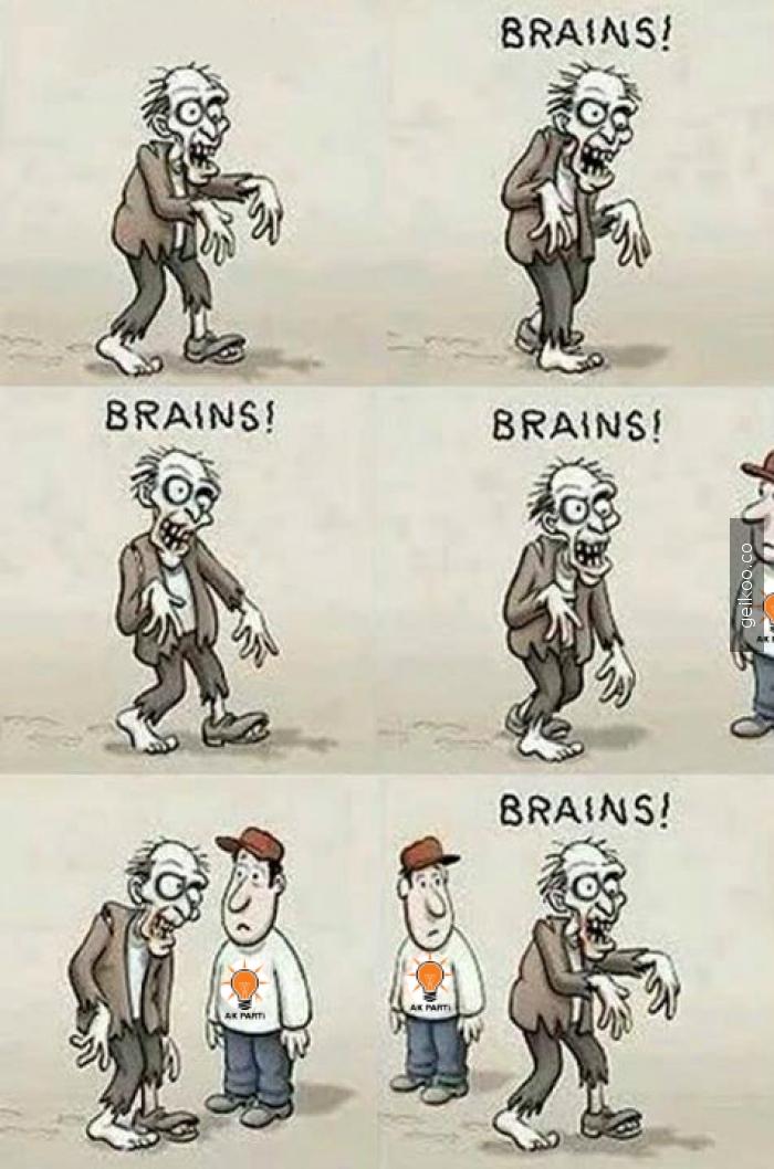 Ak beyinsizler