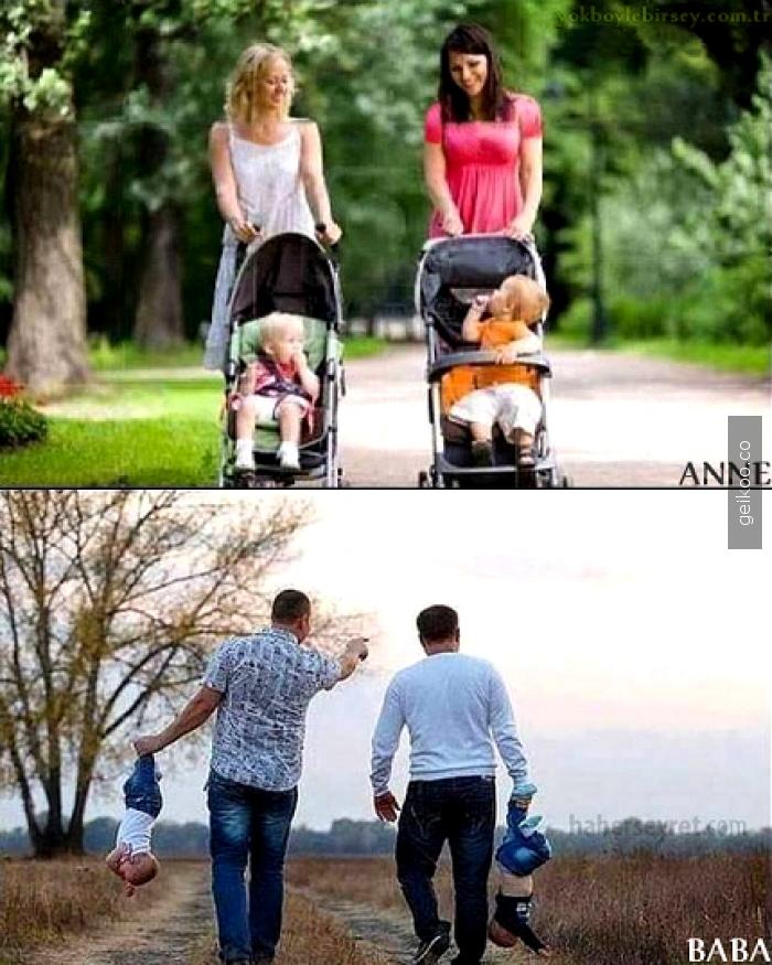Anneler - Babalar
