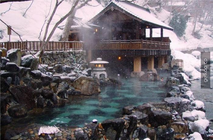 Hayaller Ülkesi Japonya
