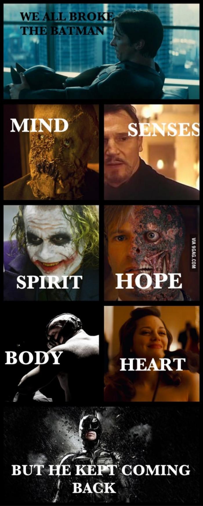 neden Batman en iyisi ?