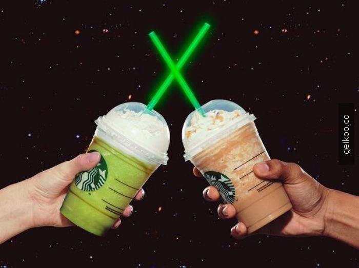 Starbucks Star Wars gününü böyle kutladı