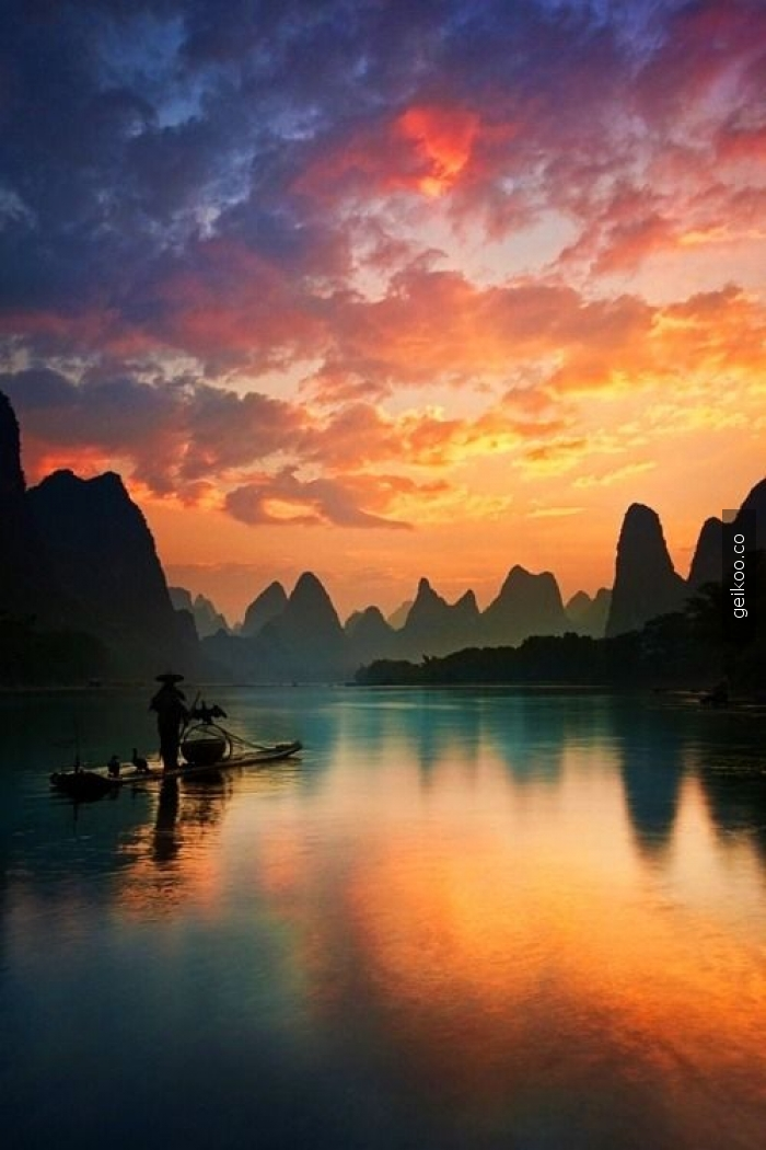 guilin - çin