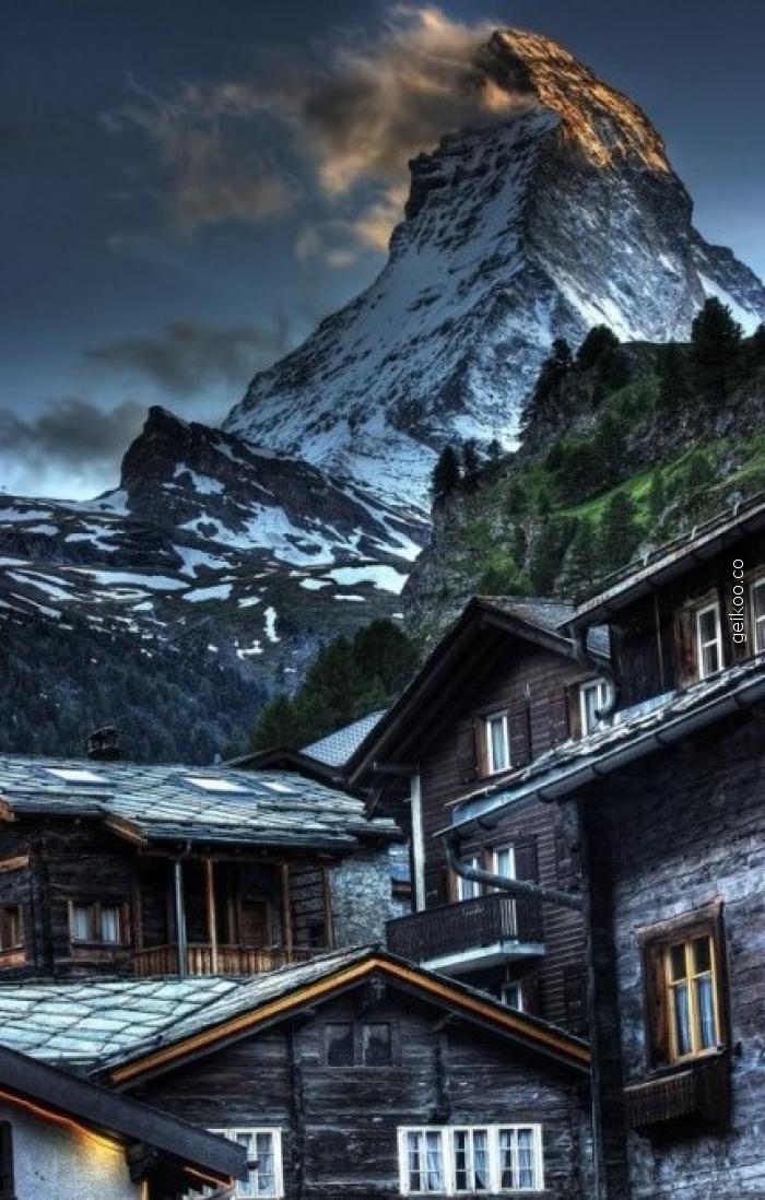 Matterhorn - İsviçre
