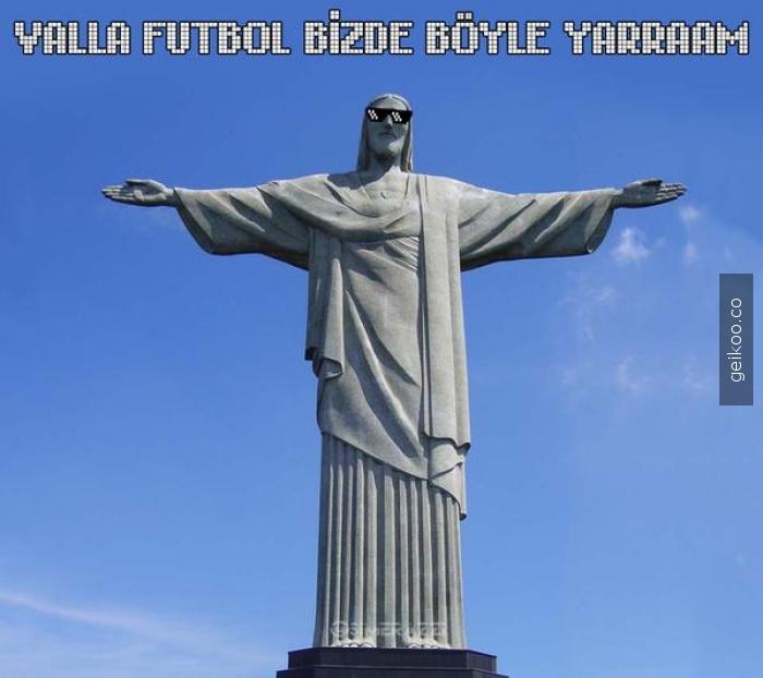Brezilya maçından sonra