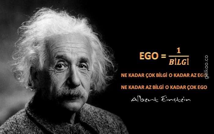 Ego-Bilgi ilişkisi