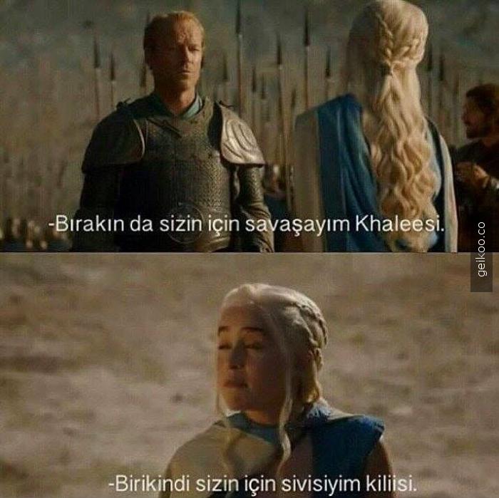 troll khaleesi