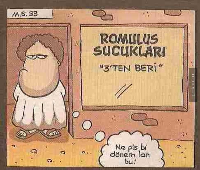 romulus sucukları