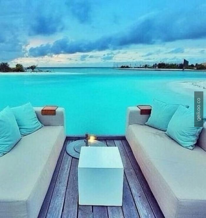 Burası cennet olmalı