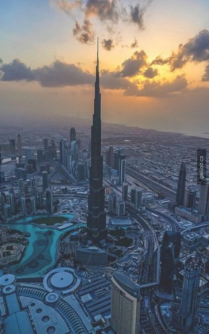 Dubai ve Burç Halife