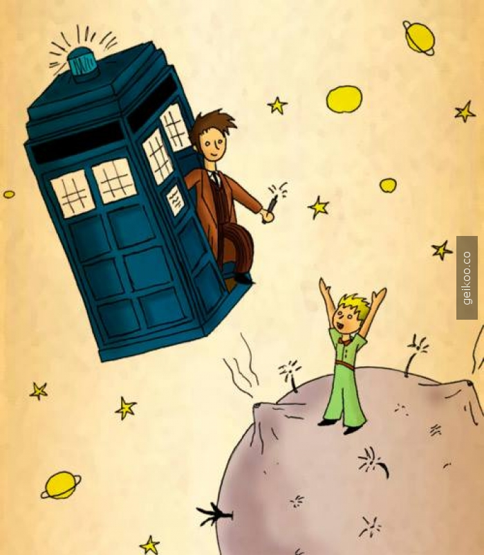 doktor ve prens