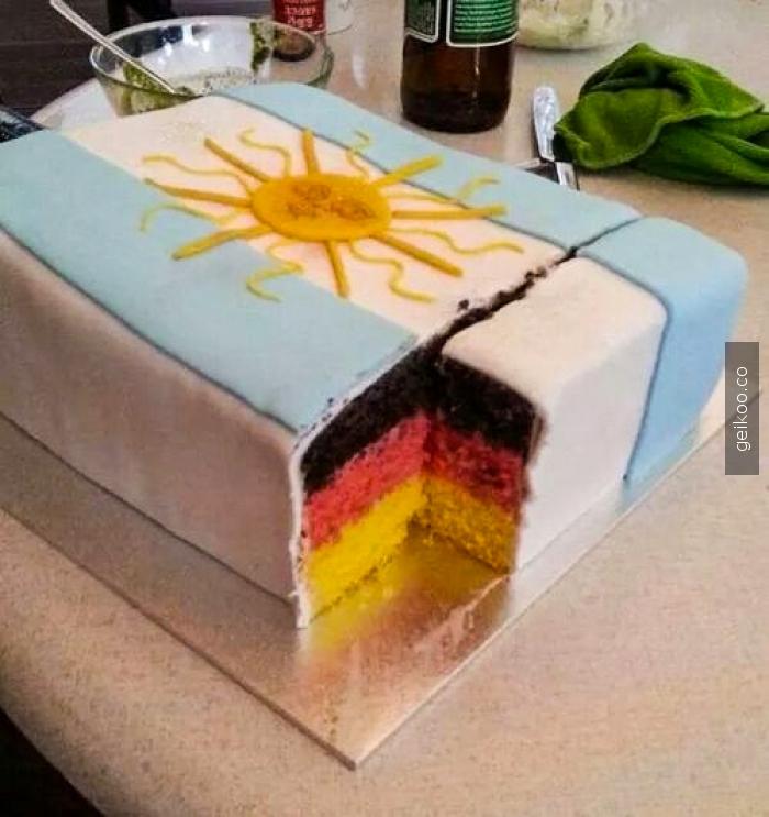 dünya kupası keki