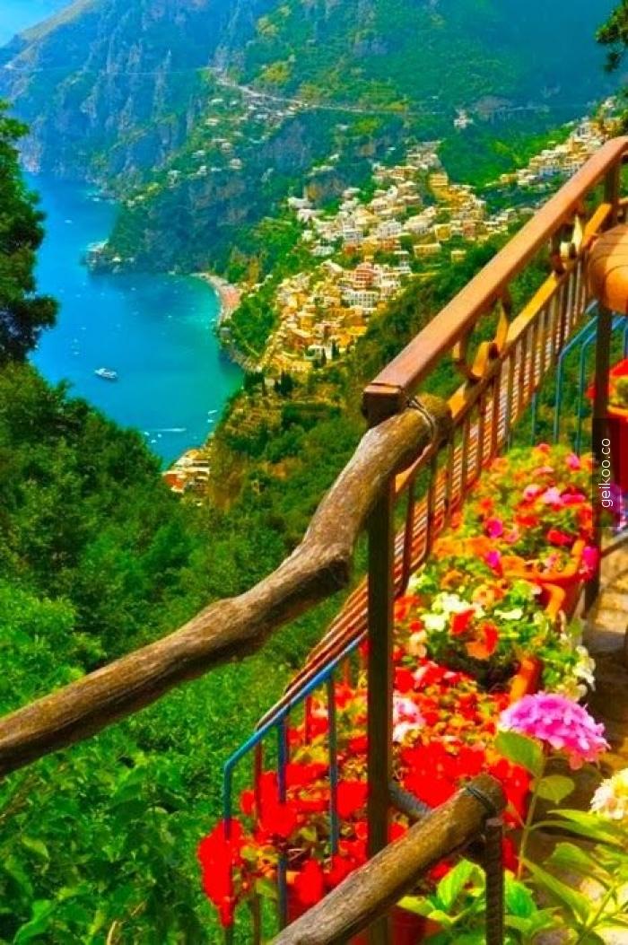 Almalfi İtalya