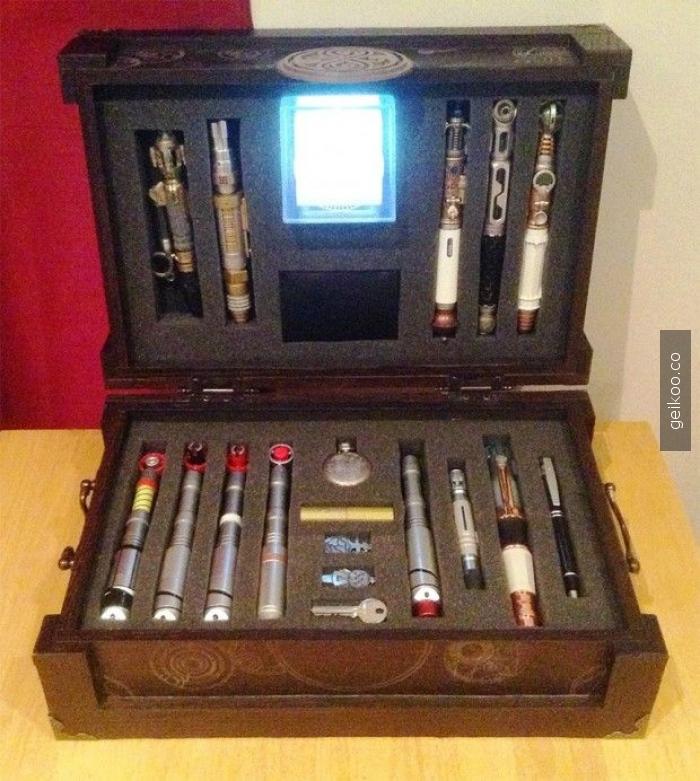 doctor who sonic koleksiyonu