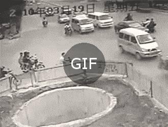 Hayat yol, bense motorsiklet sürücüsü