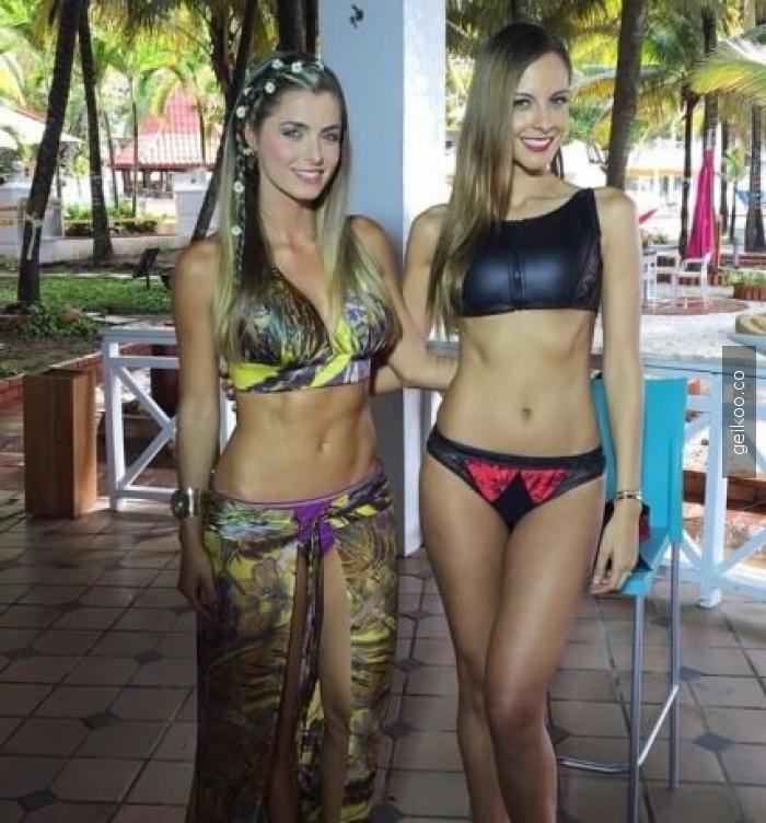 Kolombiya'lı güzeller