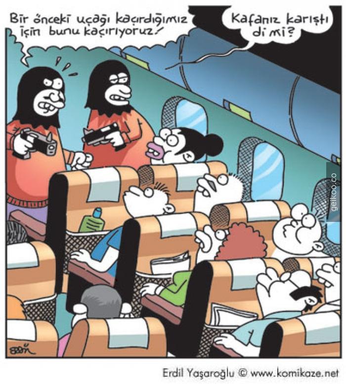 uçak kaçırma