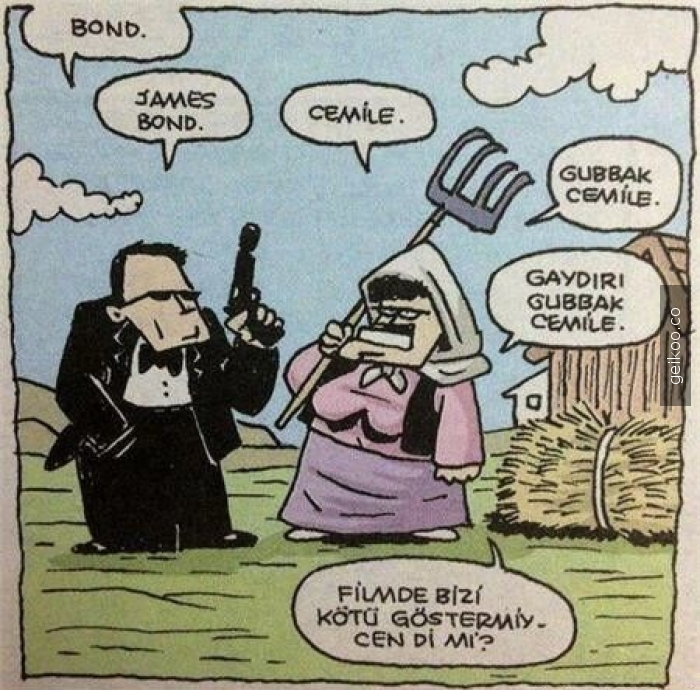 cemile ve bond
