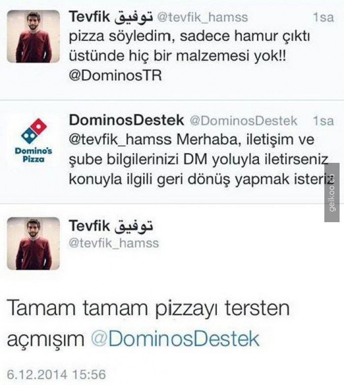 dominos kafalamaca
