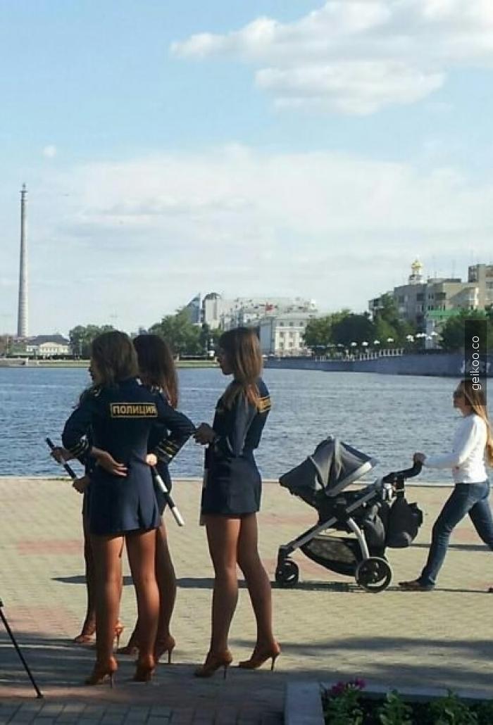 rus kolluk kuvvetleri