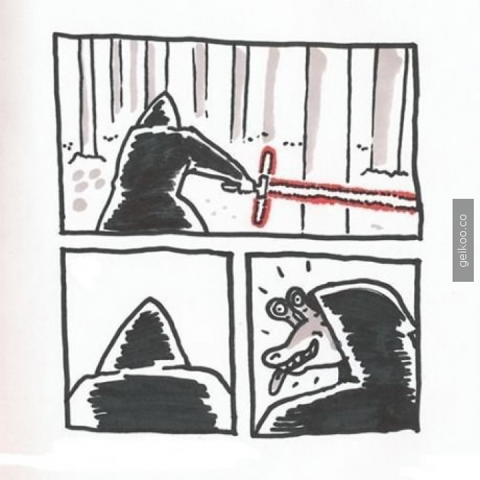Her Star Wars hayranının kabusu