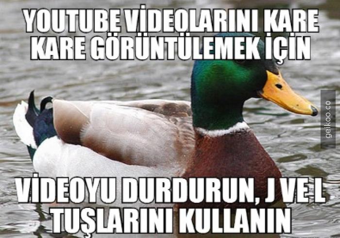 Youtube'da kolay video yönetimi