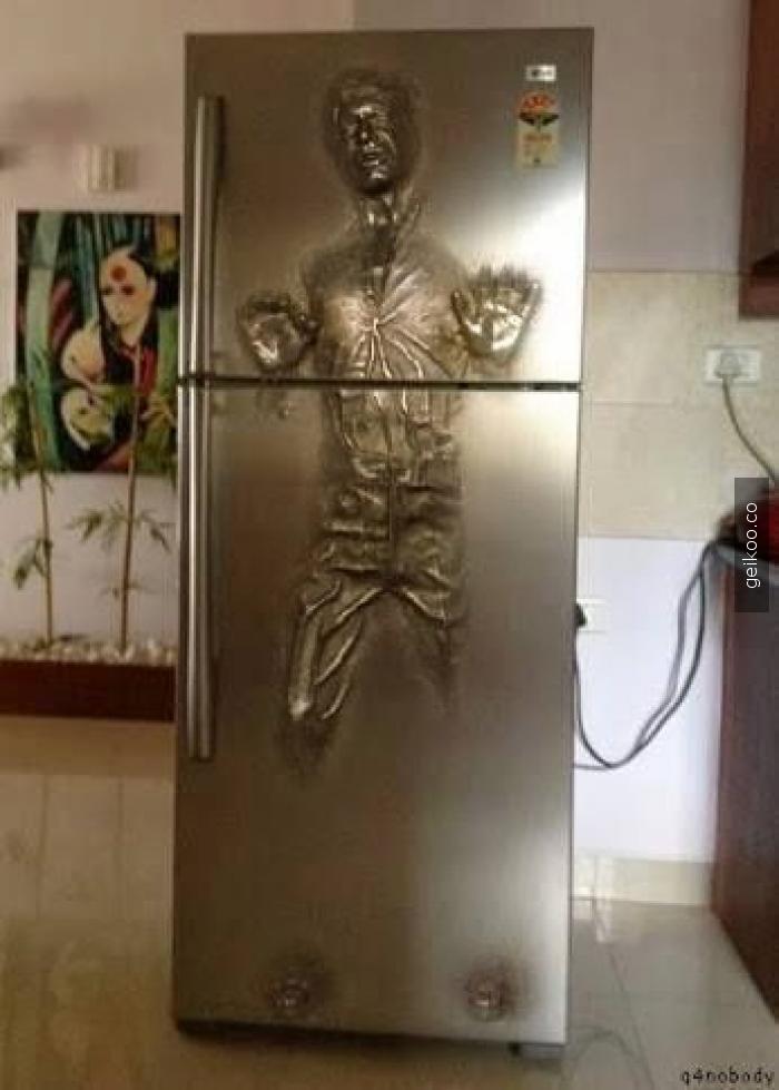 geek buzdolabı