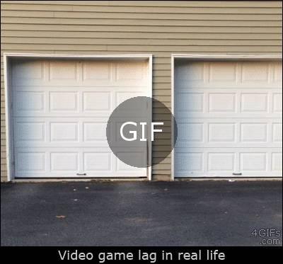 Video oyunlarındaki lag'ların gerçek hayattaki versiyonu