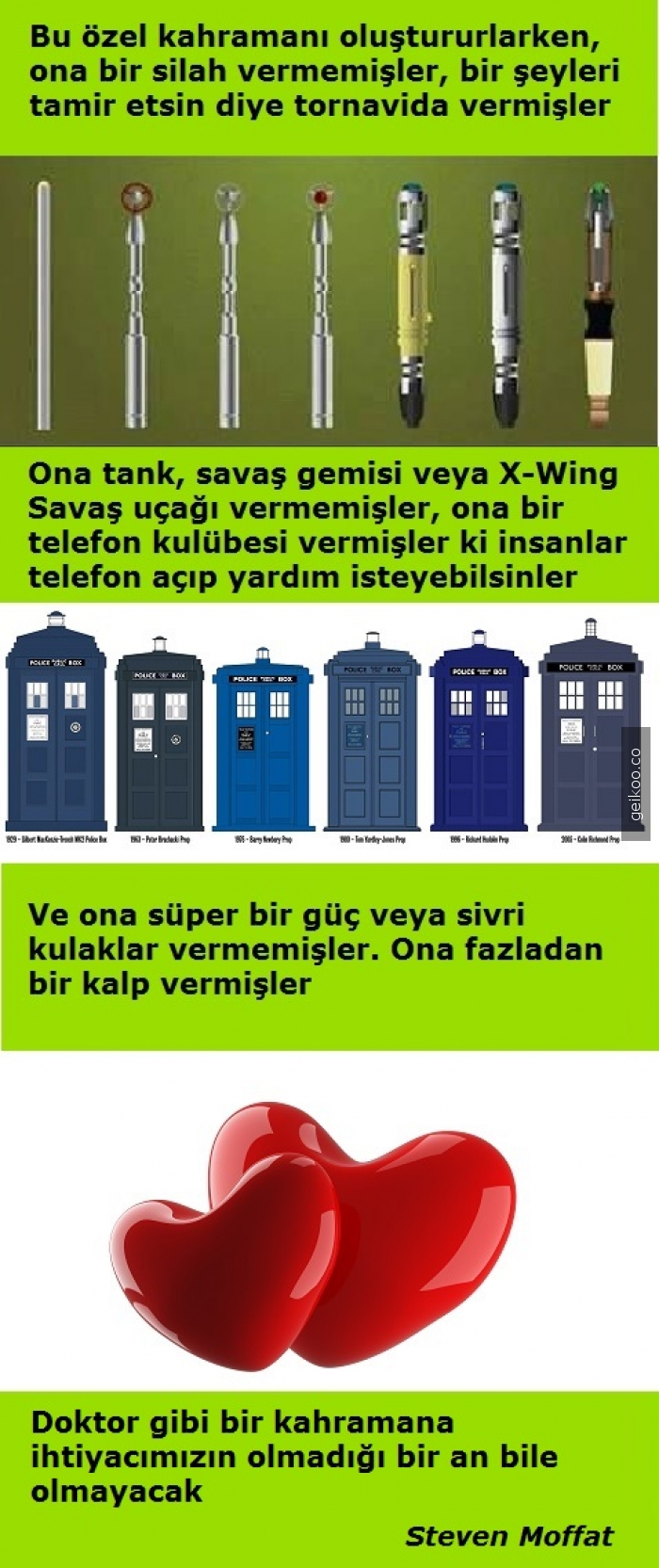 Doctor Who'nun temeli