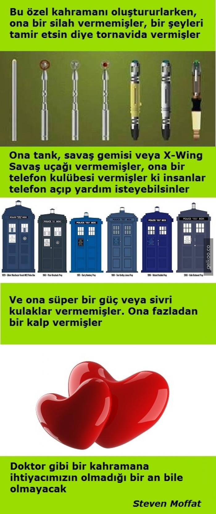 Doctor Who'nun temeli