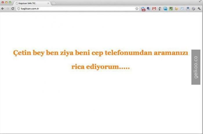 web tasarımcının intikami
