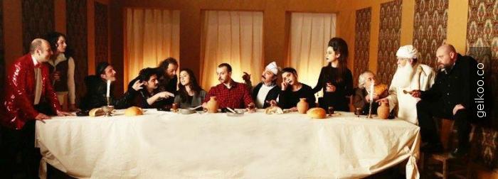 leyla ile mecnun son akşam yemeği